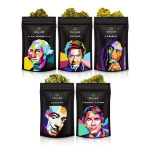 Cannabis Light Degustazione Pack